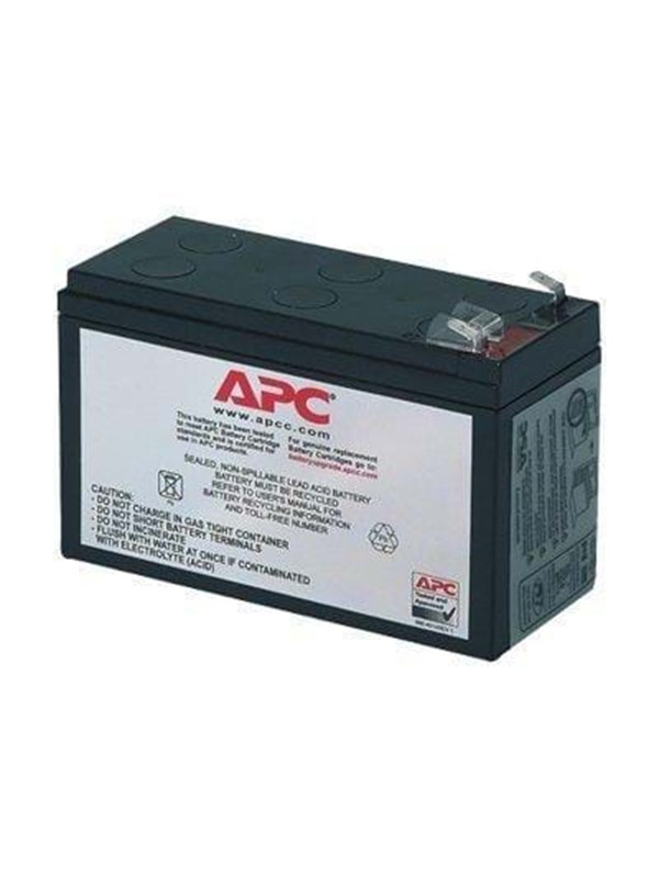 Image of   APC Replacement Battery Cartridge #106