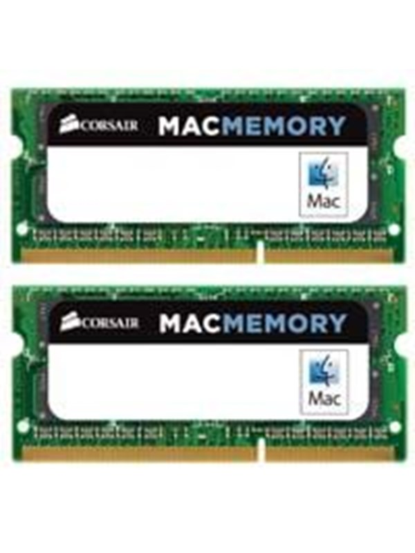 Image of   Corsair Apple RAM SO DDR3-1066 DC - 8GB