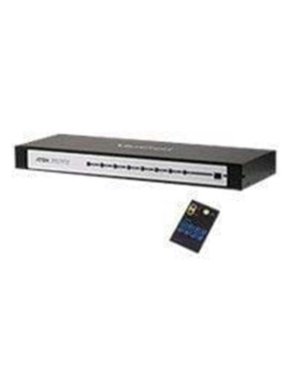 Image of   ATEN 8 Port Video Switch VS0801 - switch