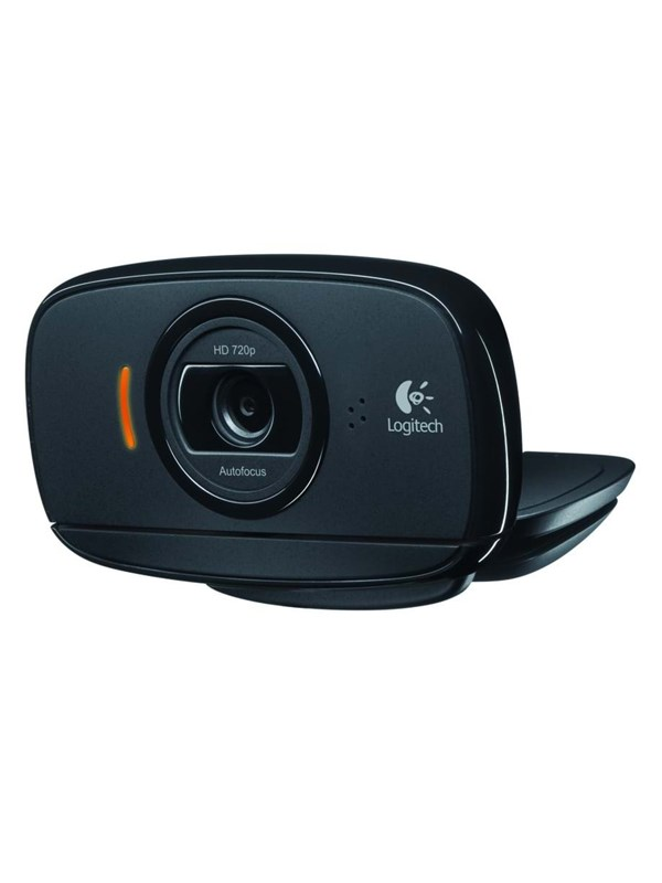 Image of   Logitech B525 HD Webcam - Black