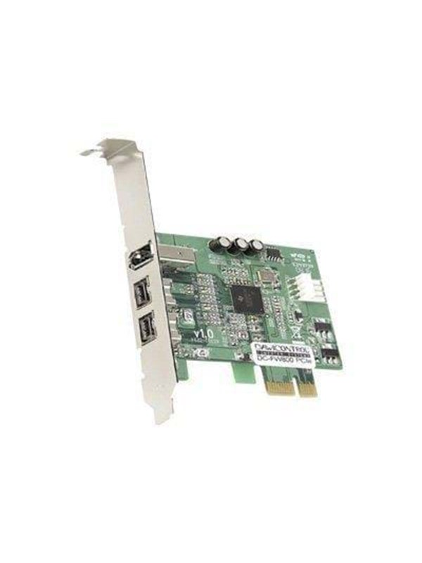 Image of   Dawicontrol DC-FW800 PCIe - videoindgang