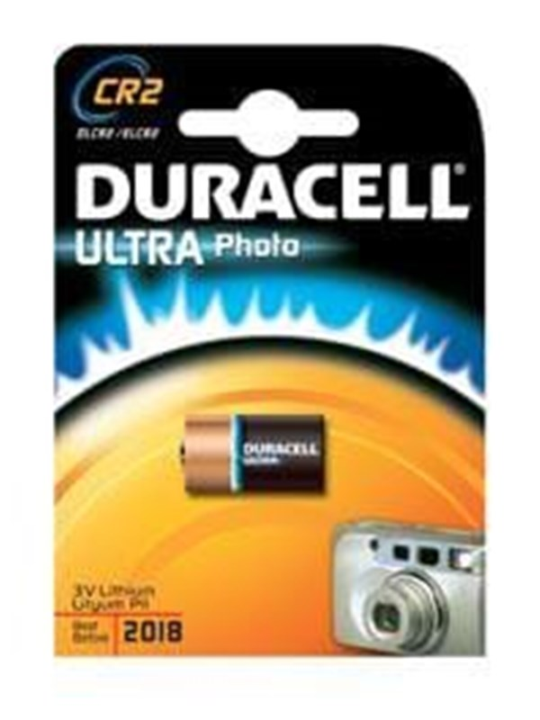 Image of   DURACELL Ultra CR2