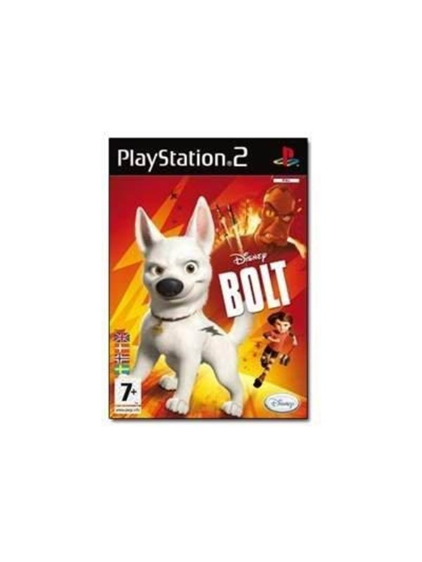 Image of   Bolt - Sony PlayStation 2 - Action