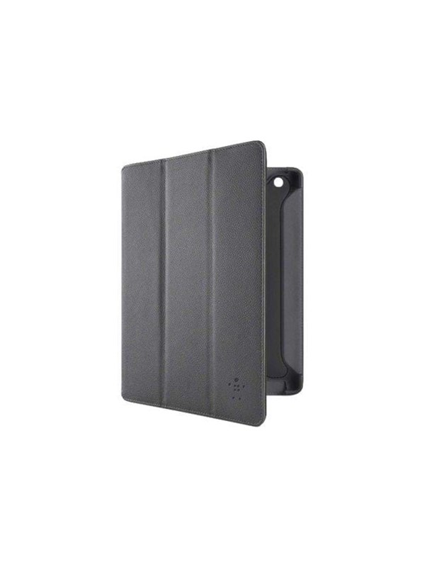 Image of   Belkin Tri-Fold Folio with Stand - Black