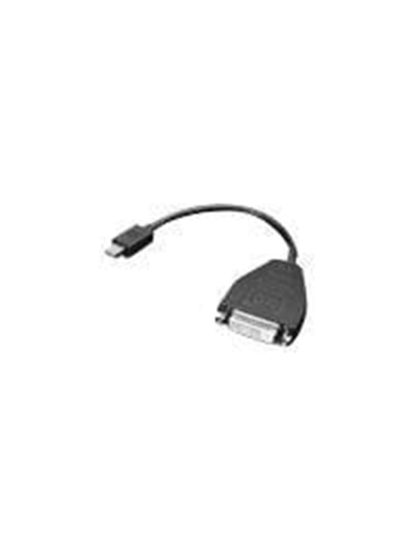 Image of   Lenovo Mini DisplayPort -> DVI 20cm