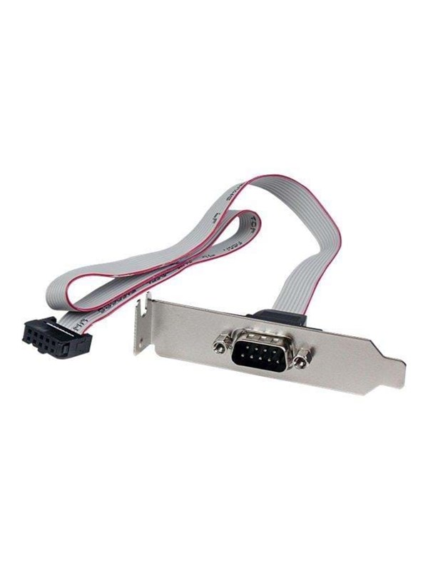 Image of   StarTech.com Serial Port Bracket - 1port