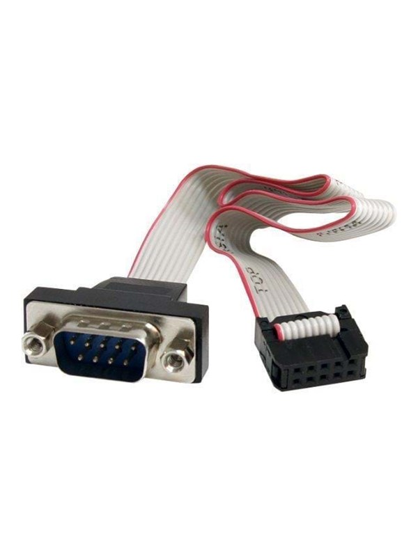 Image of   StarTech.com Serial Port Header - 1port