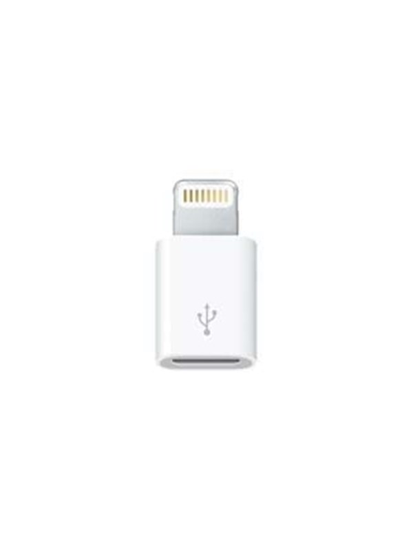 Image of   Apple Lightning to Micro USB Adapter