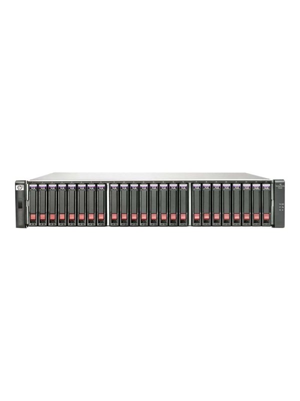 Image of   HP StorageWorks Modular Smart Array P2000 2.5-in Drive Bay Chassis