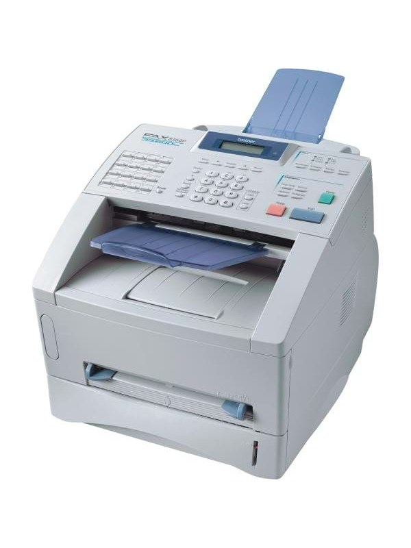 Image of   Brother FAX 8360P Laserprinter Multifunktion med Fax - Monokrom - Laser