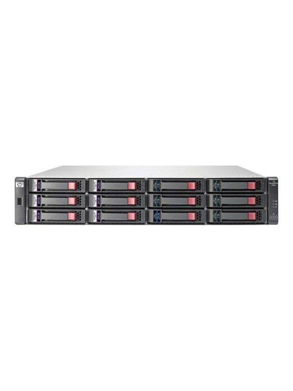 Image of   HP StorageWorks Modular Smart Array P2000 3.5-in Drive Bay Chassis