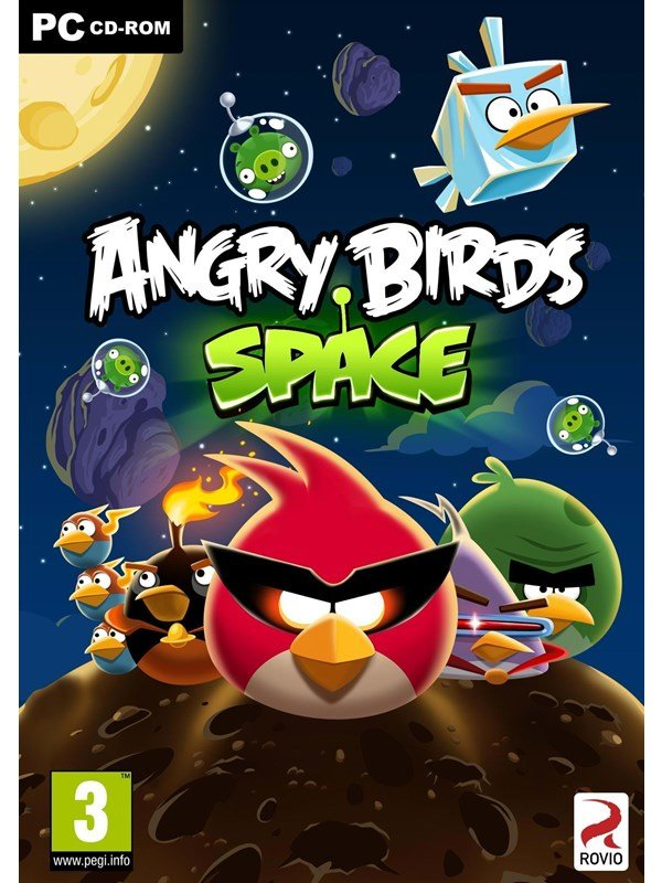 Image of   Angry Birds Space - Windows - Action