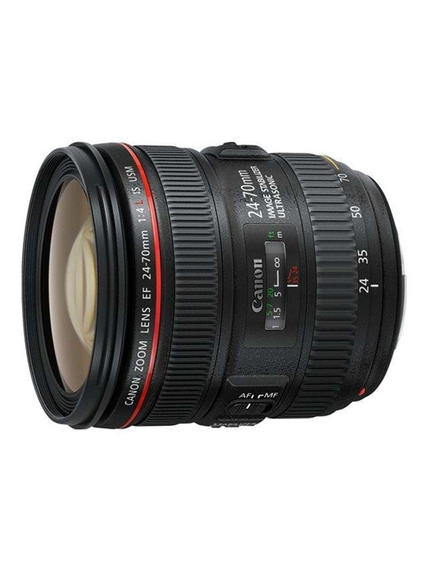 Image of   Canon EF 24-70mm f/4.0L IS USM