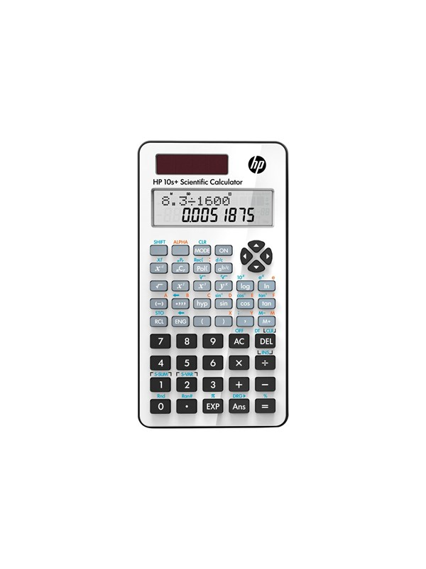 Image of   HP 10S+ Scientific Calculator