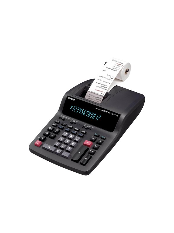 Image of   CASIO 620 RE printercalculator