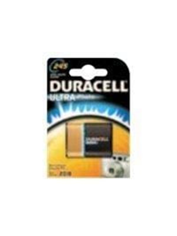 Image of   DURACELL Ultra 245