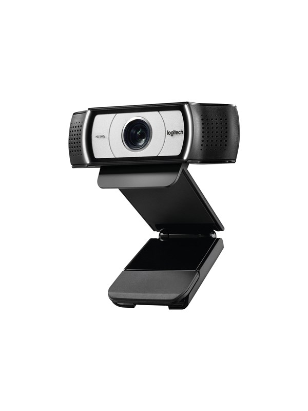 Image of   Logitech C930e HD Webcam - Silver/Black
