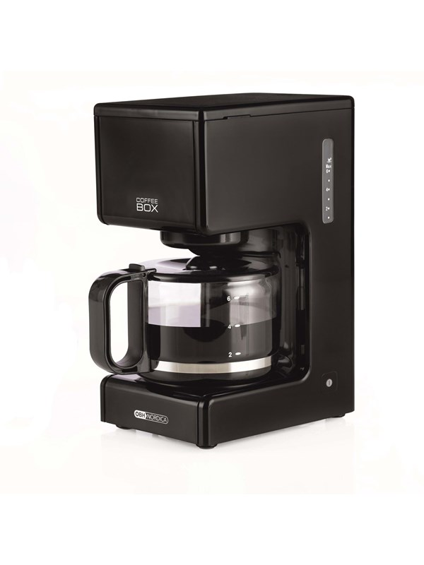 OBH Nordica Coffee box Black - 2373