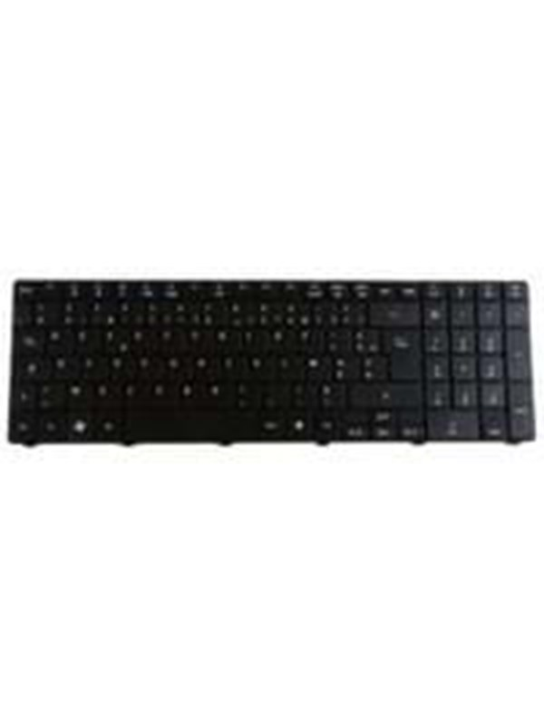 Image of   Acer Keyboard (NORDIC) - Nordisk - Sort