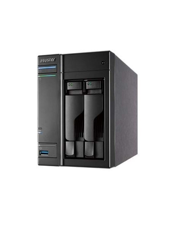 Image of   ASUSTOR AS-202TE NAS & Streaming-server