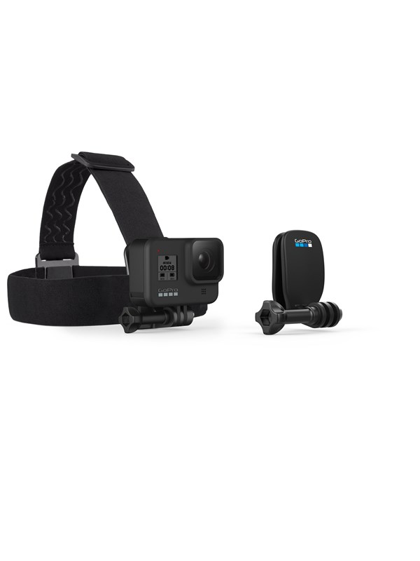 Image of   GoPro Headstrap + QuickClip