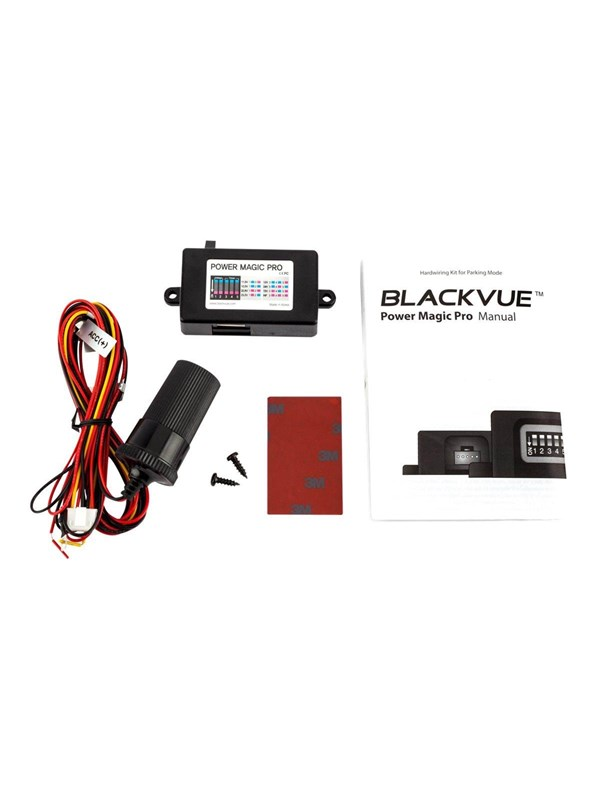 Image of   BlackVue Power Magic Pro - 12/24V