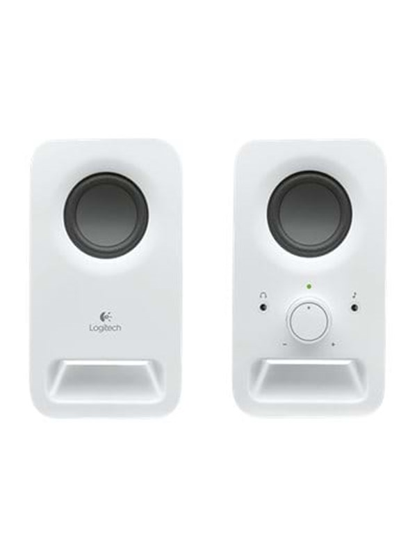 Image of   Logitech Z150 White - 2.0 Kanal - Sort