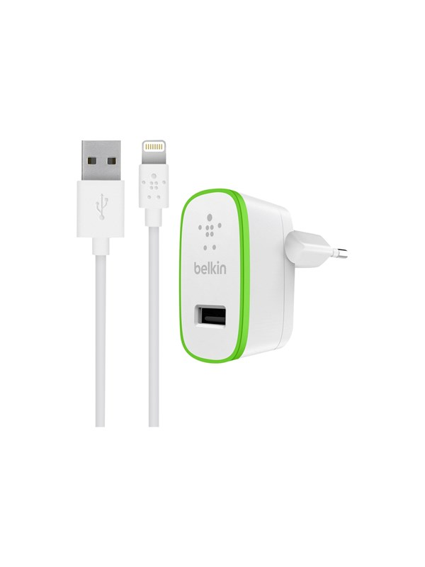 Image of   Belkin BOOST?UP Home Charger+Cable