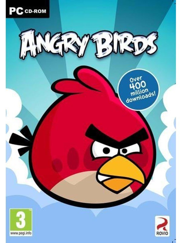 Image of   Angry Birds - Windows - Action