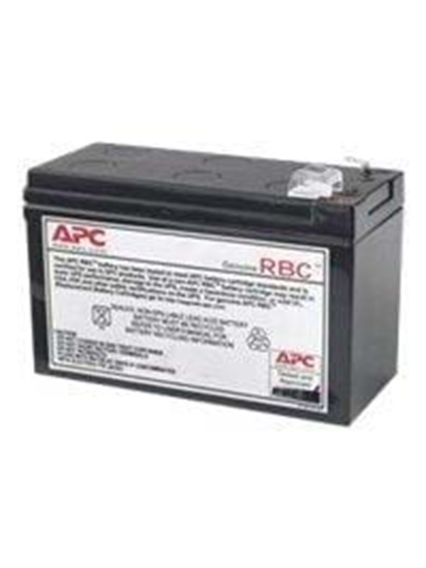 Image of   APC Replacement Battery Cartridge #114