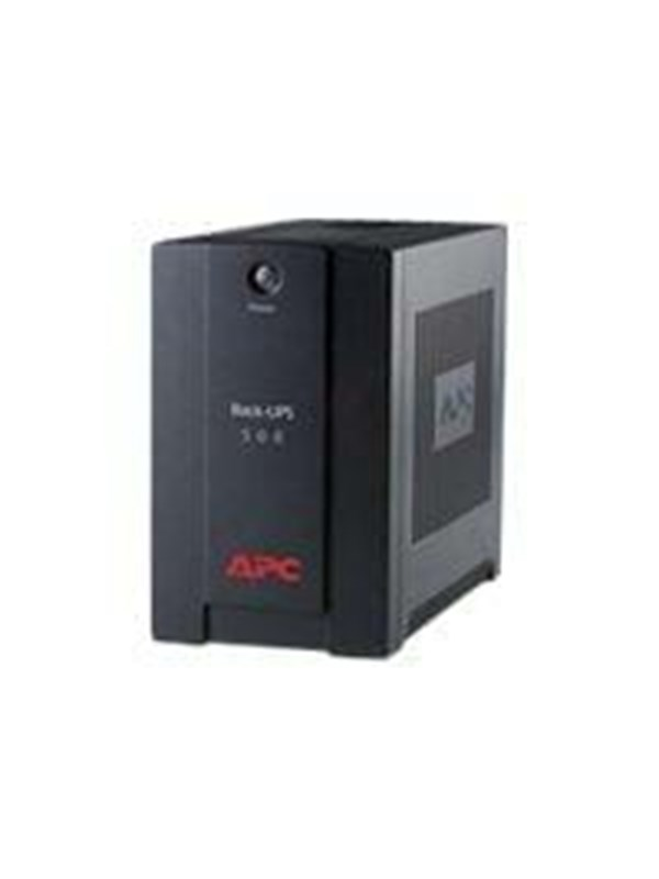 Image of   APC Back-UPS 500CI