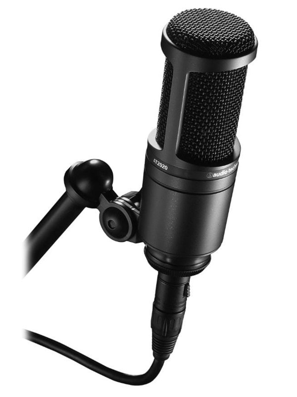 Image of   Audio-Technica AT2020 Microphone