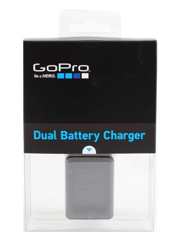 GoPro Dual Battery Charger (HERO3 & 3+)