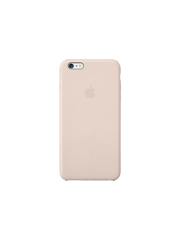 Image of   Apple iPhone 6 plus /6s Plus Leather Case - Soft Pink