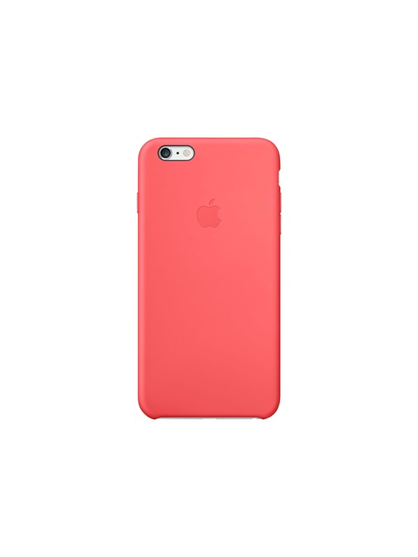 Image of   Apple iPhone 6/6s Plus Silicone Case - Pink