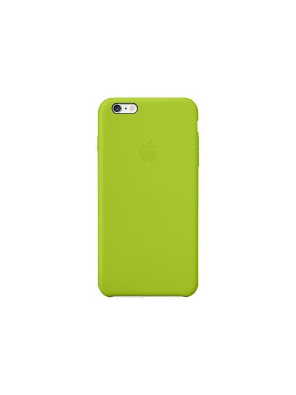 Image of   Apple iPhone 6/6s Plus Silicone Case - Green