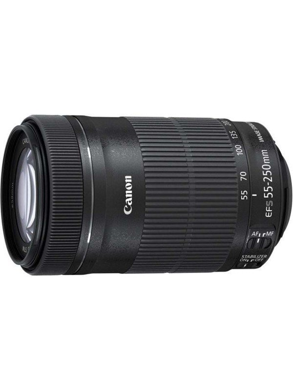 Image of   Canon EF-S 55-250mm F4-5.6 IS STM