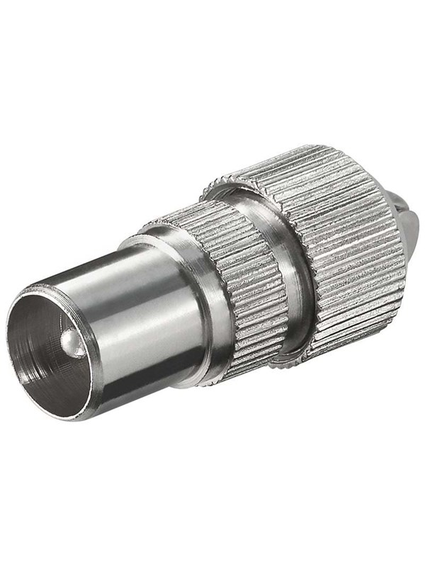 Image of   Pro Antenna plug Metal - Male