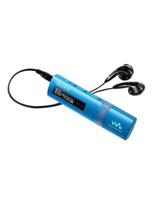 Image of   Sony Walkman NWZ-B183F - Blue