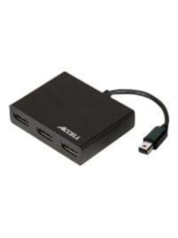 Image of   ACCELL UltraAV Mini DisplayPort 1.2 MST