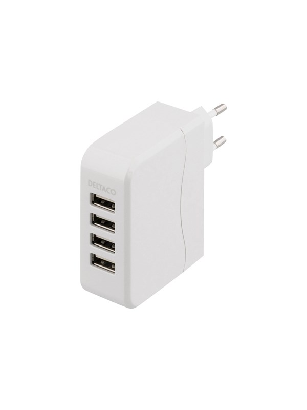 Image of   DELTACO Power adapter