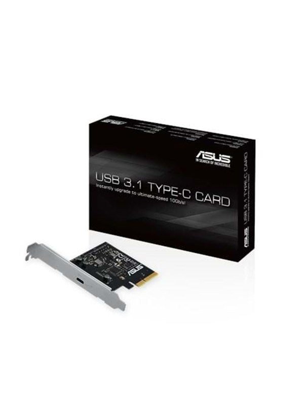 Image of   ASUS USB 3.1 Type C Card - 1 Ports