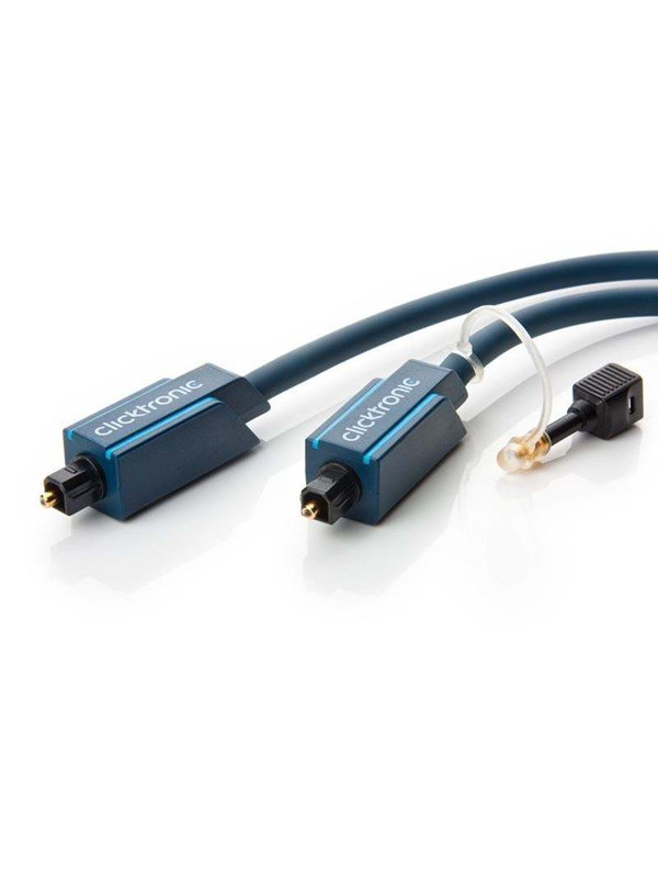 Image of   ClickTronic Optical Toslink Cable - 7.5m