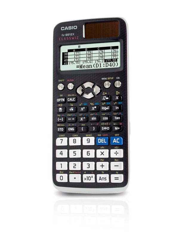 Image of   CASIO Math. Calculator FX-991ES