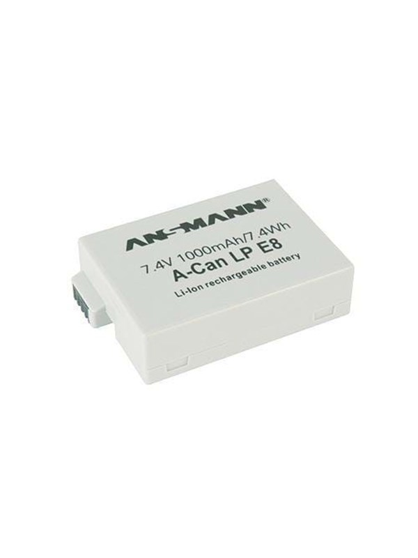 Image of   ANSMANN A-Can LP-E8