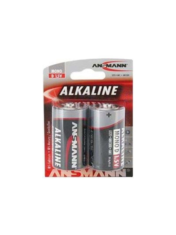 Image of   ANSMANN RED LINE batteri - 1514-0000