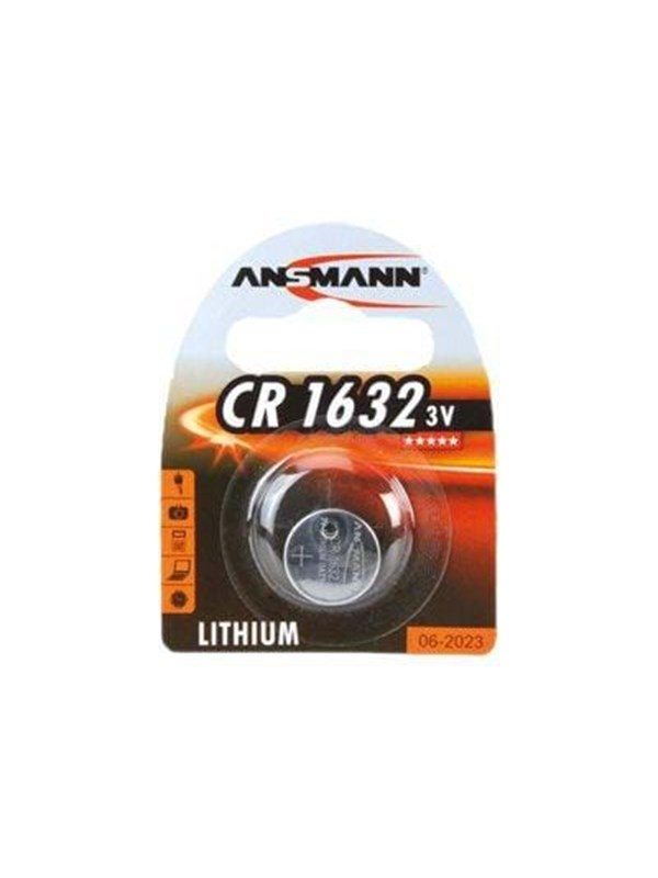 Image of   ANSMANN Battery - CR1632 LI