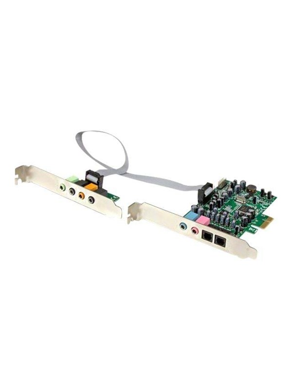 Image of   StarTech.com 7.1 Channel Sound Card