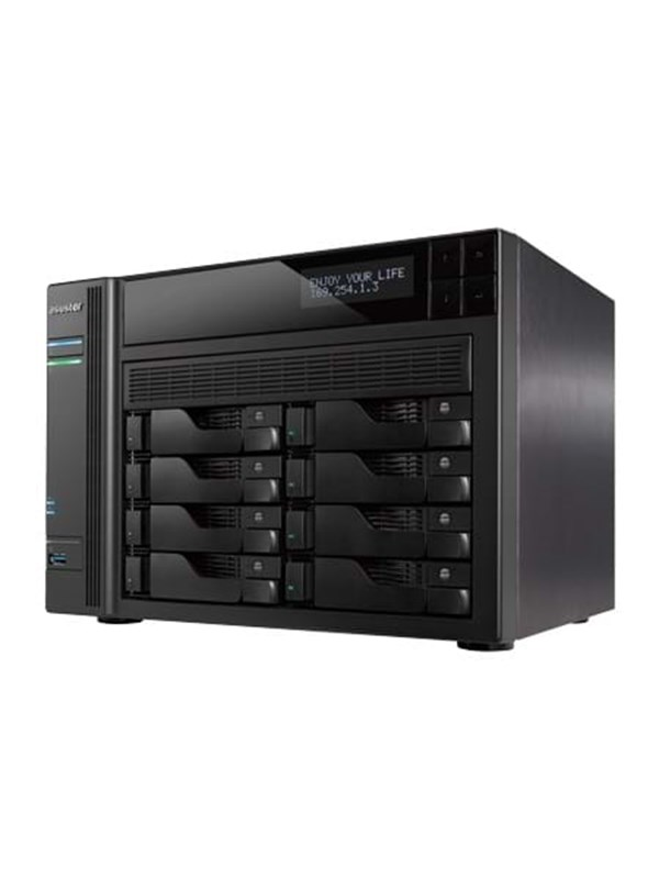 Image of   ASUSTOR AS7008T - NAS & Streaming-server