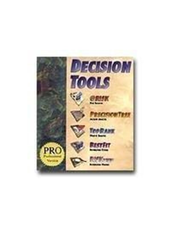 Image of   CASO DecisionTools Suite Professional ( v. 4.0 ) - Engelsk
